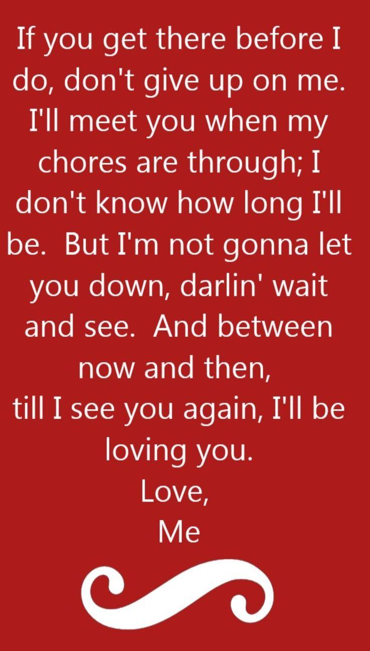 The Sisters Love – Give Me Your Love Lyrics | Genius Lyrics