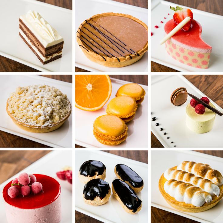 A selection from The Patisserie Box, Cheltenham http://thepatisseriebox.com/