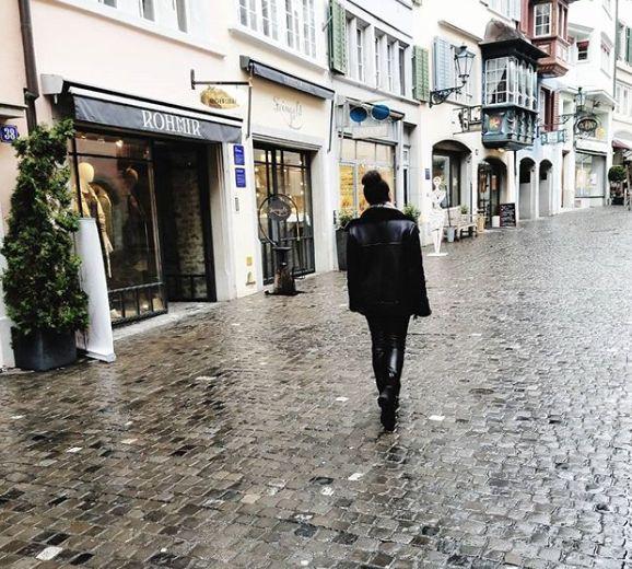 Zurich Switzerland Old Town