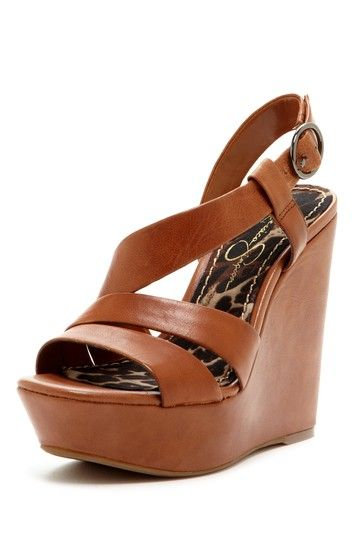 Claria Wedge Sandal