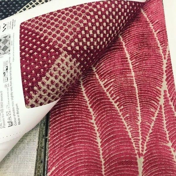 добавьте интерьеру уюта и цвета с шениллами из коллекции #Acapulco #Galleria_Arben #фото @portofino_decor #fabric #шенилл #chair #ткани
