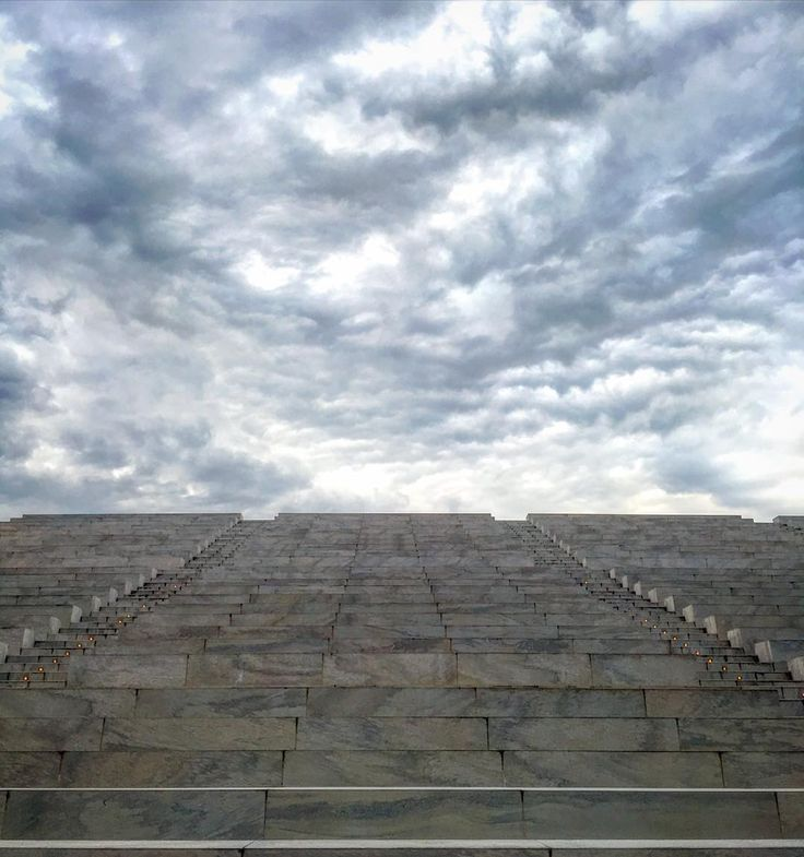 Stairway to heaven. Just a few minutes before the world première of the first experimental rapping opera #Lospecchiomagico at @operadifirenze_mmf #firenzebyalexcommentator #teatrodelloperadifirenze #clouds #sky #cavea #seats #neverlandOF #operaforeverybody #experimentalmusic #experimentalopera #rap #millelemmi #avantgarde #premiere #rapping #firenze #florence