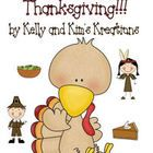 These thoroughly thrilling thanksgiving activities will be fun to add to your seasonal classroom plans as whole group, small group, or center activities! Included are reading math, and writing activities for your students to build on your discussions of Pilgrims, Native Americans, turkeys, Thanksgiving feasts, and more. Happy Thanksgiving!