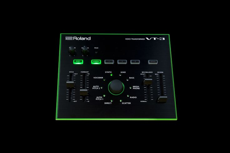 Roland AIRA VT-3 Voice Transformer $199 USD