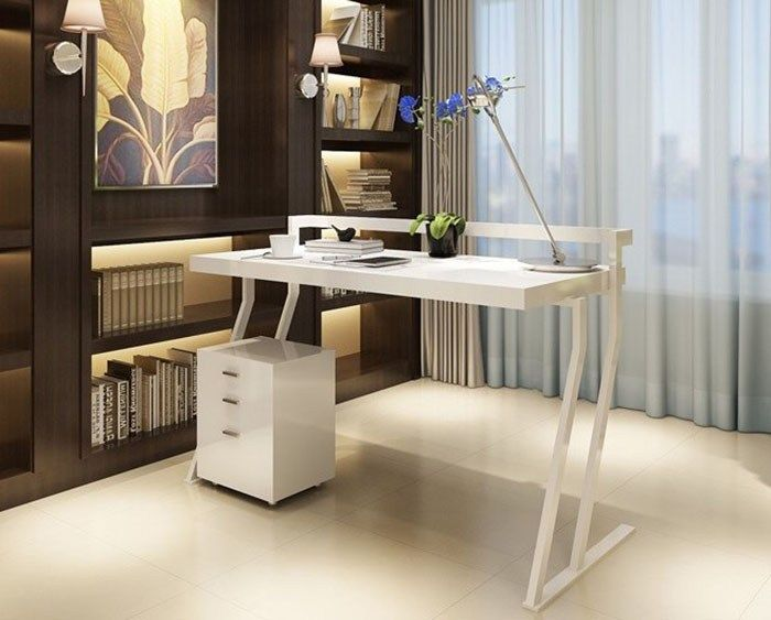 Right Here Are Some Ideas For Interior Workspace Style To Improve Your Creativity Officeinteri Office Furniture Modern Office Interior Design Furniture Design