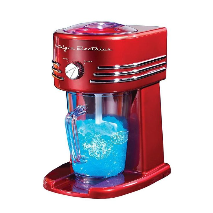 New Frozen Drink Maker Slush Slushie Machine Ice margaritas Shaver Beverage
