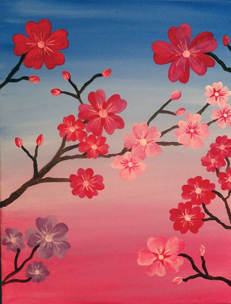 Paint Nite | Uno Pizzeria & Grill (2/27/14)