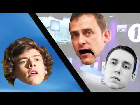 Harry Styles talks to Scott Mills about 1D's Best Song Ever