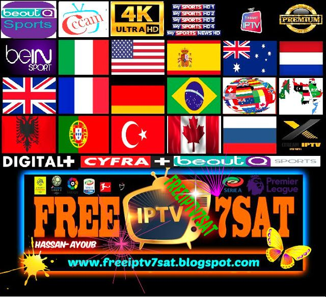 FREE IPTV LINKS CHANNELS + SPORT M3u TV HD PLAYLIST -28-09