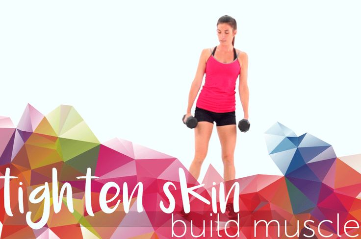 12 Moves to Help Tighten Sagging Skin After Weight Loss (By Building Muscle)