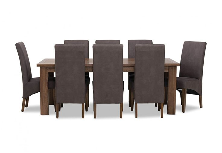 Lofty 9 Piece Dining Room Suite | Super Amart
