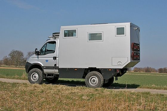 EX37 / Iveco Daily 4x4