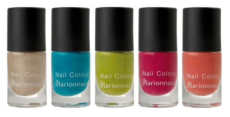 Trandy laky na nehty - Marionnaud NAIL COLOUR summer edition 2012