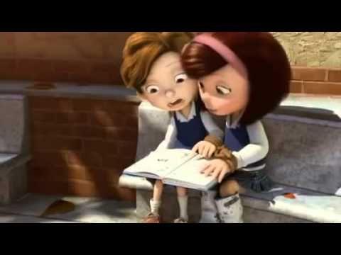 """""""Cuerdas"""" · El mejor corto de animación - En el corto se trata el tema de la discapacidad y la inclusión educativa."""