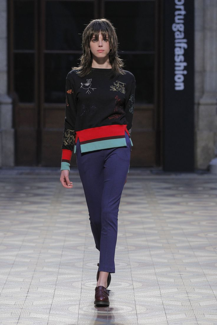 MEAM Woman's Collection Fall/Winter 15-16 Credits: Portugal Fashion / Ugo Camera