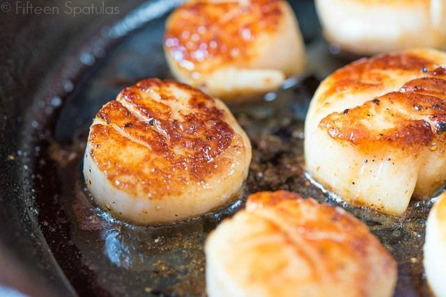 Do you know what Wet vs Dry Scallops are? Plus, how to make perfect seared scallops.