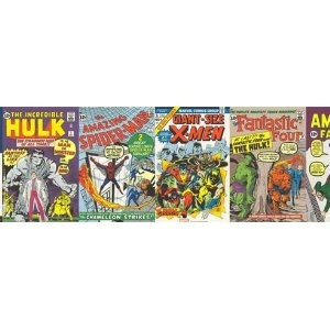 Wallpaper Border Classic Marvel Super Hero Room Ideas