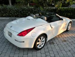 nissan z350 combertible for sale