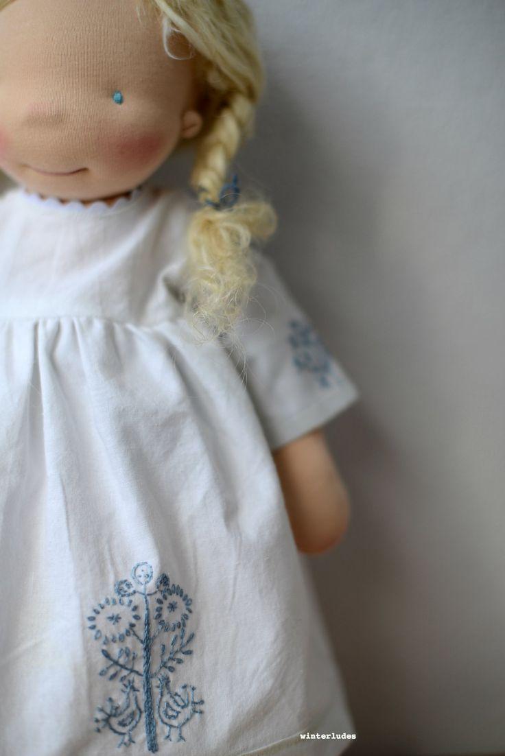 waldorf doll by winterludes