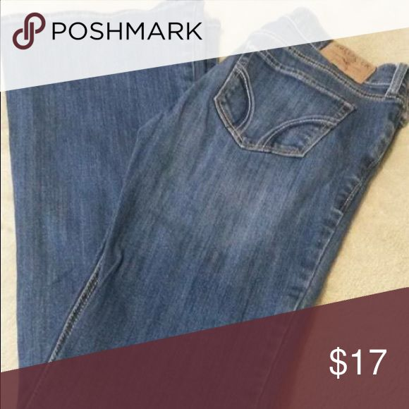 Hollister jeans - no flaws. Do not model. No trades. Hollister Jeans Boot Cut