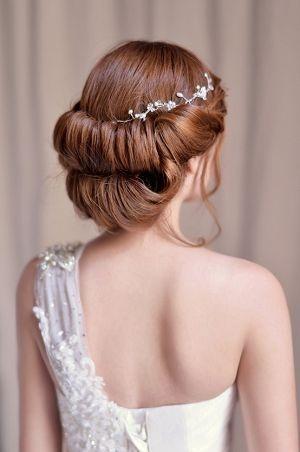 2013-2014 Gelin Topuzu Modelleri ,Düğün için topuz Saç Modelleri