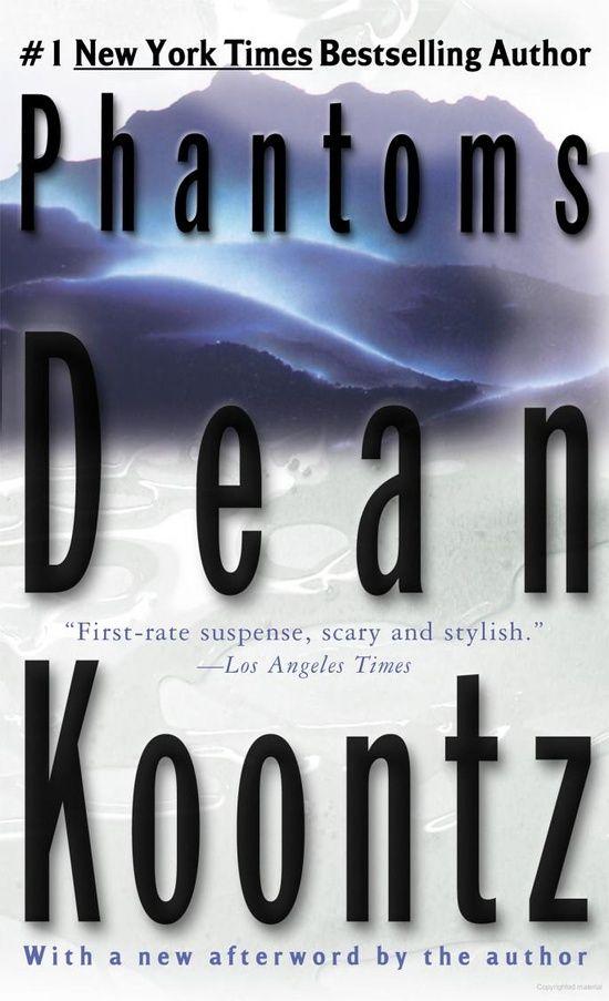 50 best dark fantasy horror books images on pinterest horror phantoms by dean koontz fandeluxe Image collections