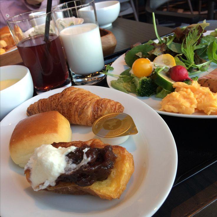 朝食@三井ガーデンホテルプレミアム名古屋