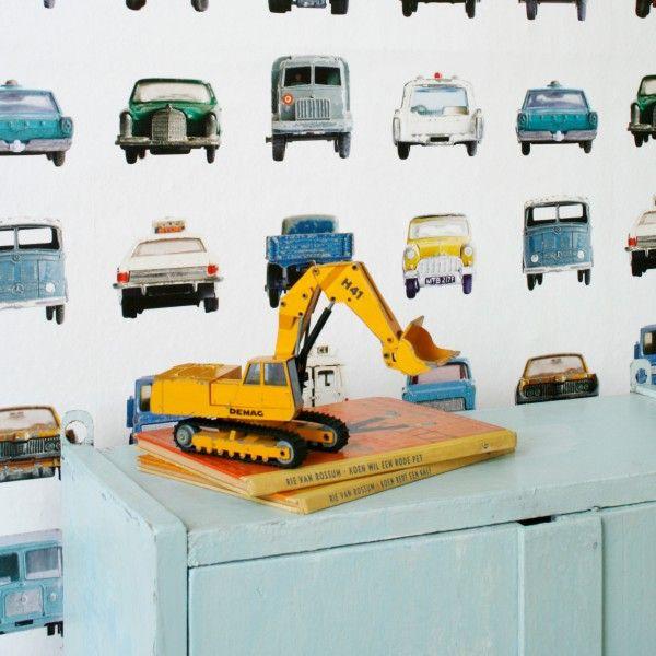 Auto behang | Studio Ditte