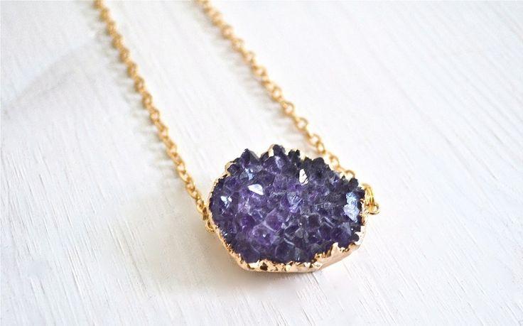 #Amethyst Love - de Crystal and Sage Jewelry sur DaWanda.com