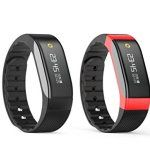 SMA Fitness Tracker,Waterproof Watch Bluetooth Wristband,Smart Bracelet Compatible iPhone, Android men /women