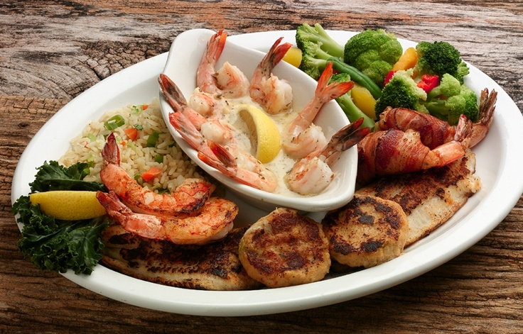 A sample of what you can find on our tasty island! via @Galveston Island Tourism
