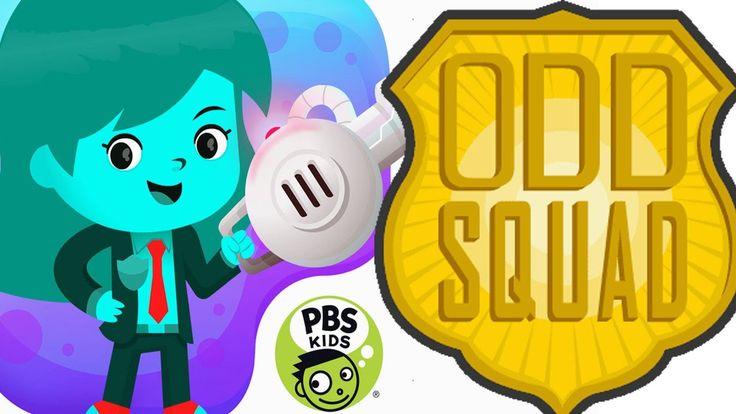 Odd Invasion Odd Squad Games PBS KIDS  walkthrough episode 2