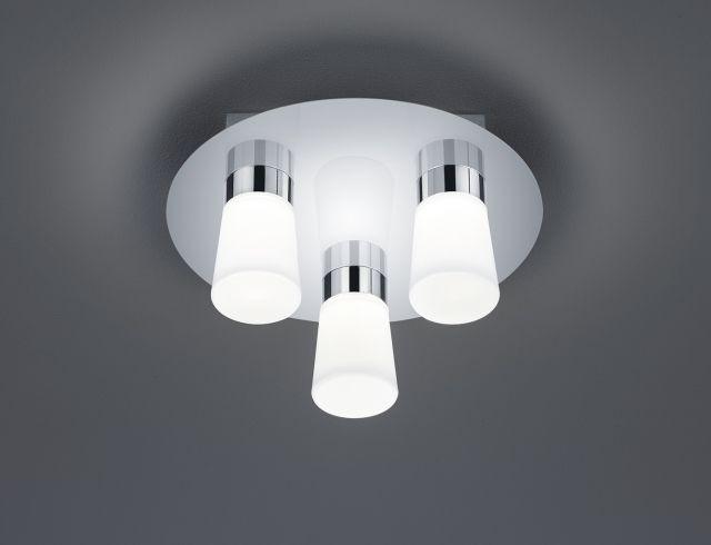 682310306 Trio - LED svietidlo kúpeľňové - ø 300mm