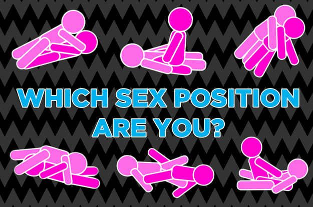 My Position Is What Quiz Sex
