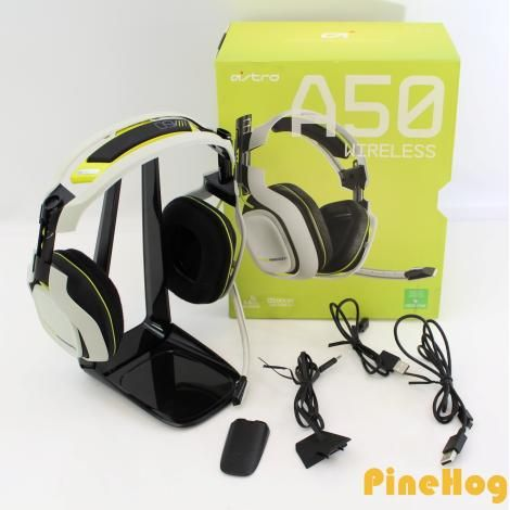 For Sale: Astro Gaming A50 Wireless Dolby Xbox One White 3AS50-XOW9W-371