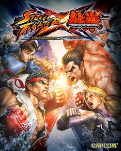 Street Fighter x Tekken. This one actually belongs to my nephew, but it's SO much fun, plus you can't hate a Street Fighter game!