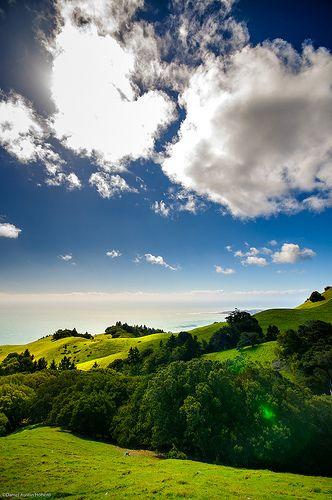 Tamalpais Lookout, Marin County, California
