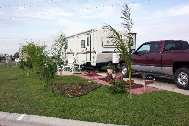 First Colony Mobile Home RV Park San Benito TX Passport America Campgrounds