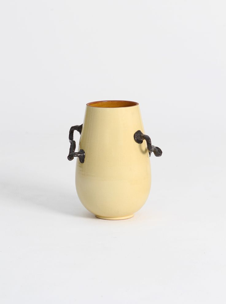 ESPIRITU  / Céramique & Bronze / Eric Schmitt pour Ibu Gallery  /   ESPIRITU / Ceramic & Bronze / Eric Schmitt for Ibu Gallery