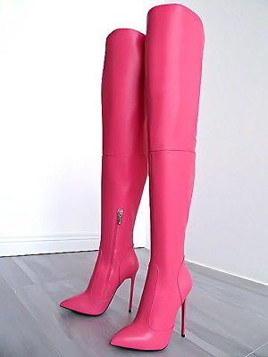 93a30898f5e2 Overknees   Boots Boots Boots   Boots, High heels, Heeled boots