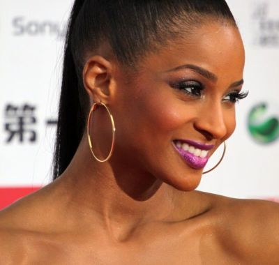 Straight Ponytail Hairstyles for Black Hair