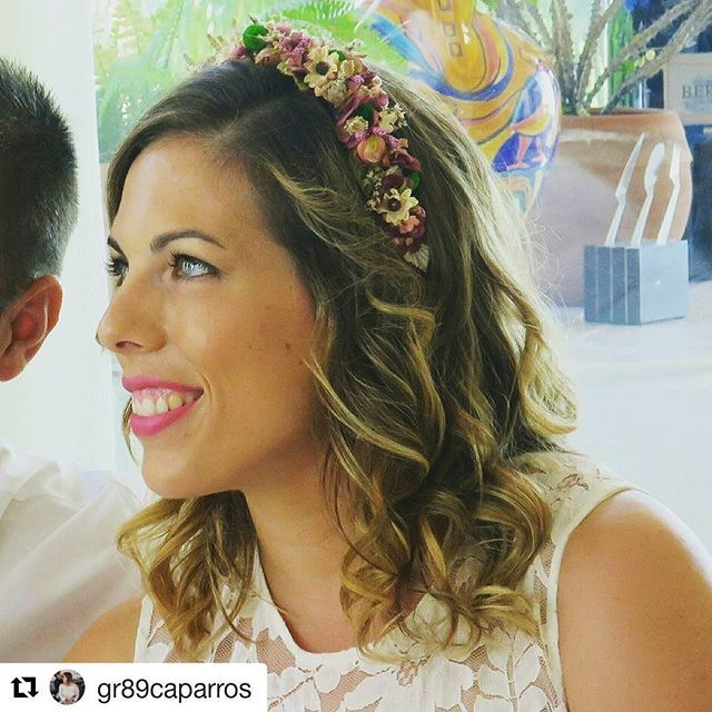 Tocados boda invitadas coronas flores bodas wedding style invitada look