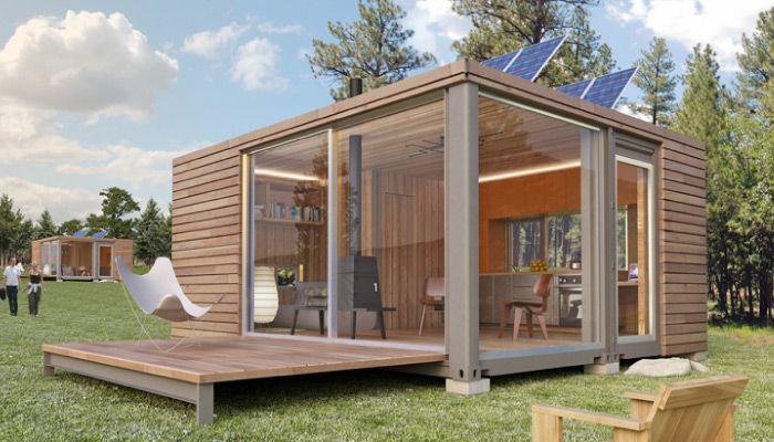mekaworld modulhaus haus pinterest minihaus h tten und wohnkultur. Black Bedroom Furniture Sets. Home Design Ideas