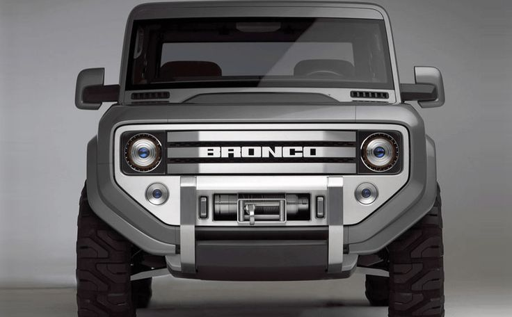 CAR AUTO MAGAZINE 2016 Ford Bronco Inarguably one of the Greatest 4x4 SUVs