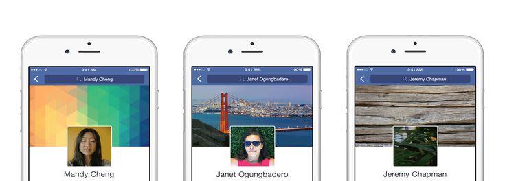 Facebook introduce 7-second profile photos to video