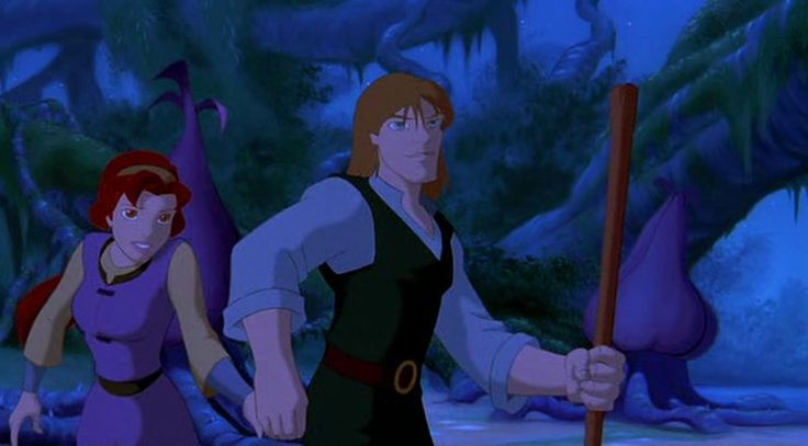 Screencap Gallery for Quest for Camelot (1998) (480p DVD, Warner Bros. Animation). During the times of King Arthur, Kayley is a brave girl who dreams of following her late father as a Knight of the Round Table. The evil Ruber wants to inv