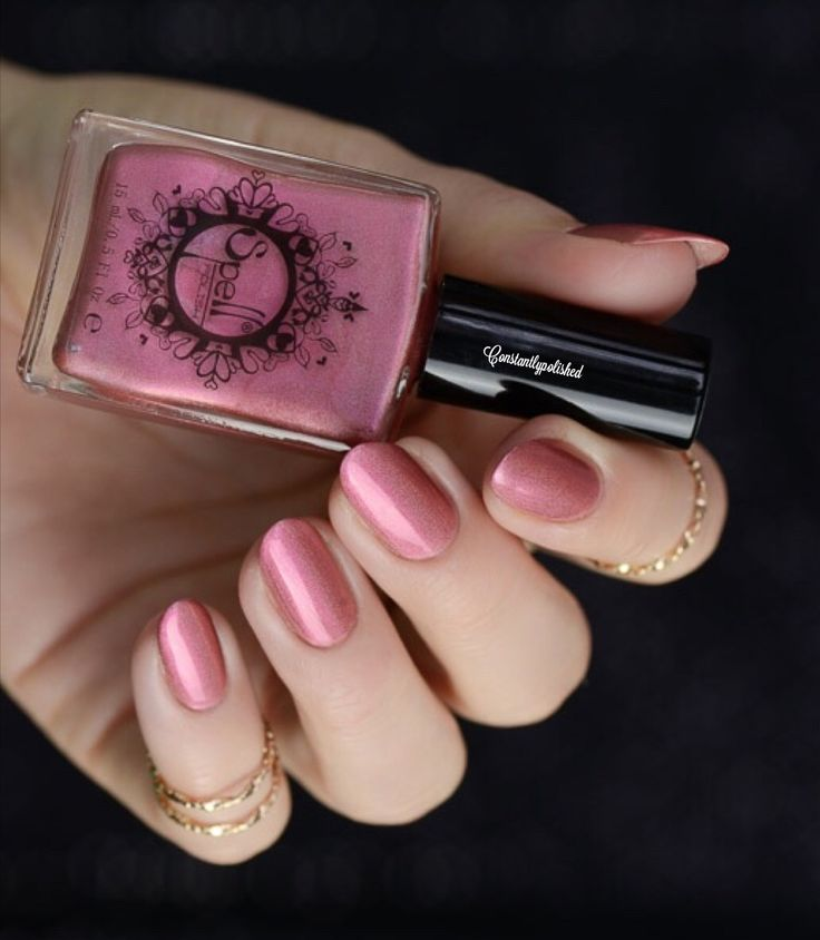 Kitty Winks, swatched by Constantly Polished