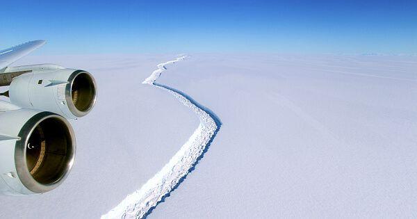 Globale Erwärmung verändert Antarktis und Arktis