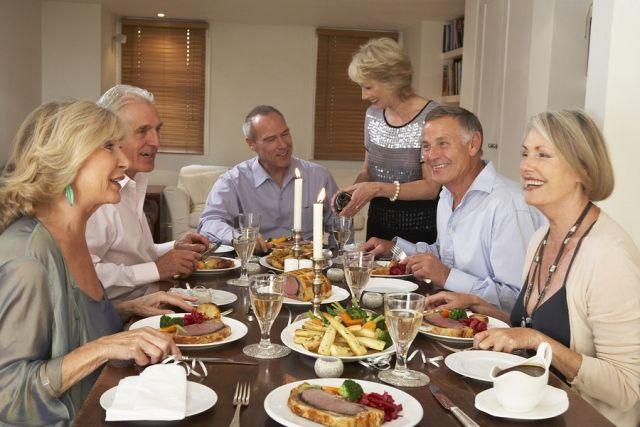 A tökéletes háziasszony – így érzik jól magukat a vendégek | Életmód 50