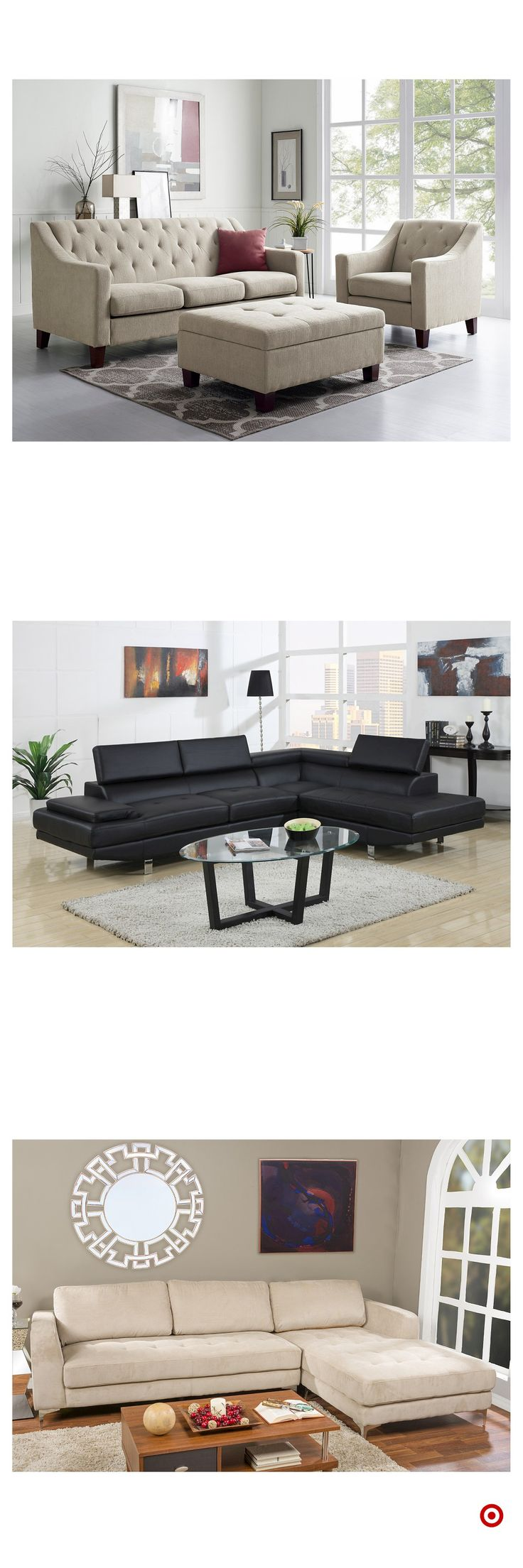 Shop Target for sectional sofas you will love at great low prices. Free shipping on orders of $35+ or free same-day pick-up in store.